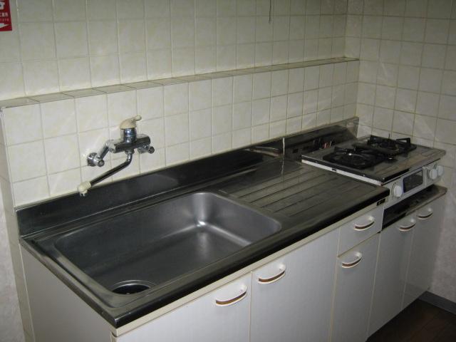 ラヴィータフォルトナ 101号室のキッチン