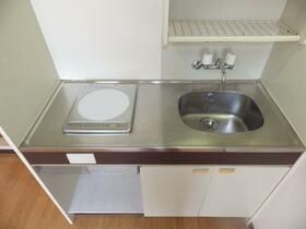 パレ・ドール文京メトロプラザⅠ 812号室のキッチン