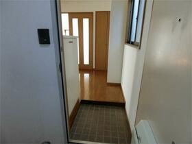 ほていビル 401号室の玄関