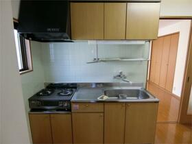 ほていビル 401号室のキッチン