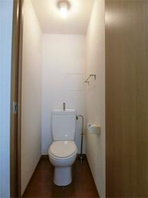 ほていビル 401号室のトイレ