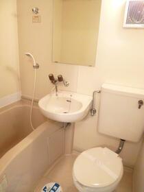 メゾン・ド・エリス 409号室の風呂