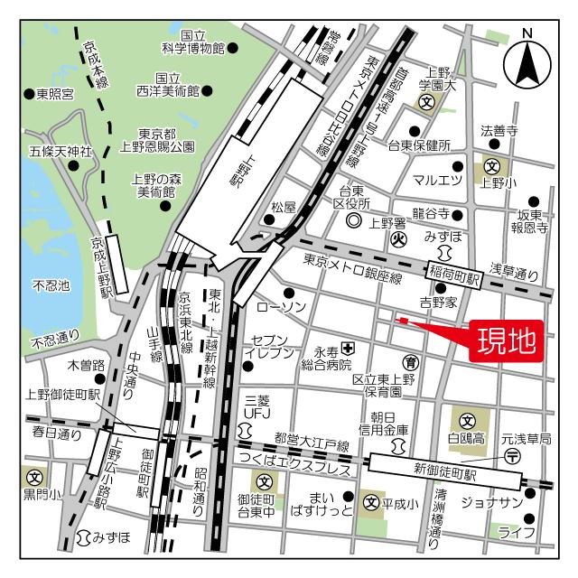 オーキッドレジデンス上野稲荷町 602号室の洗面所