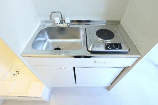 R-STYLE竹ノ塚 1st 205号室のキッチン
