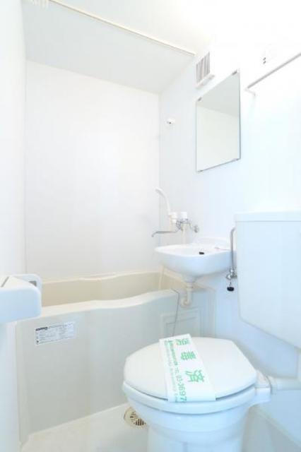 R-STYLE竹ノ塚 1st 205号室の風呂
