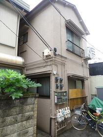 橋口アパート外観写真
