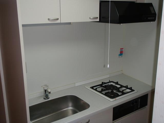 プルナス湯島 401号室のキッチン