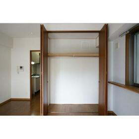 リヴェール睦 白山 0202号室の収納