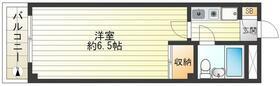 フラッツ上野桜木・307号室の間取り