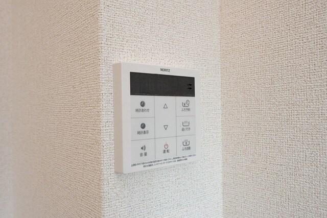 グラン ベルデB 02010号室のトイレ