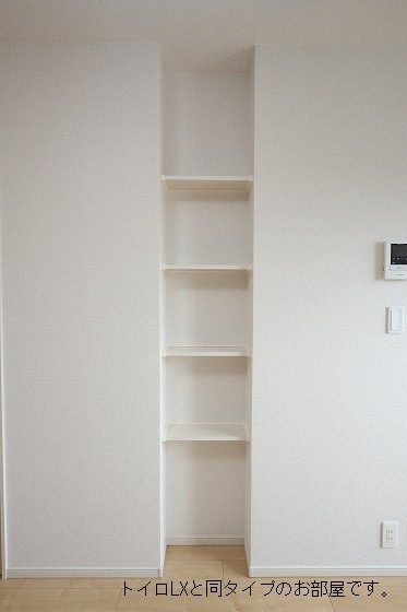 グラン ベルデB 02010号室の設備
