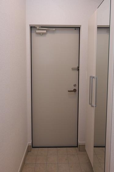 グラン ベルデB 02010号室のリビング