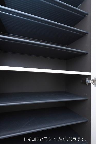 グラン ベルデB 02030号室の設備
