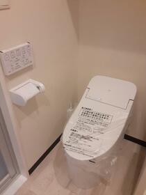 BEKKA須田町 902号室のトイレ