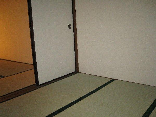 メゾン深大寺 201号室のベッドルーム