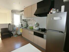 La・Sola西新井 1号室のキッチン