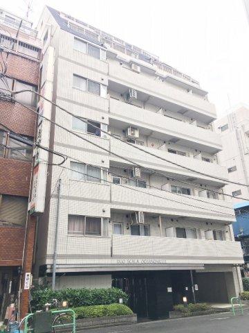 デュオ・スカーラ御茶ノ水Ⅱ外観写真