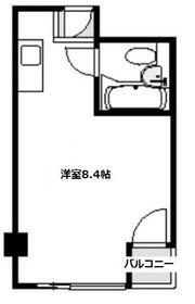 本郷ウッドフィールド・305号室の間取り