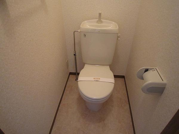 J・フローレ 202号室のトイレ