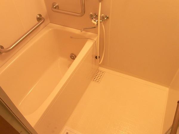 ロイヤルガーデン髙杉 204号室の風呂
