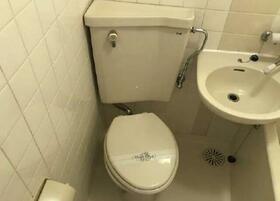 TOP浅草 604号室のトイレ