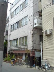 浅草ゲストハウス外観写真