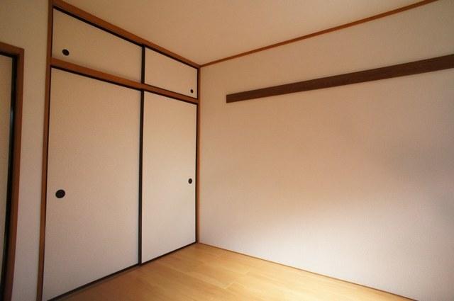 グリーンゲイブル 02020号室の収納