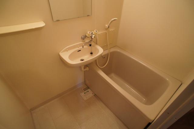 グリーンゲイブル 02020号室の風呂