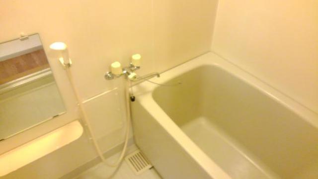 リバーサイド中川B 01020号室の風呂
