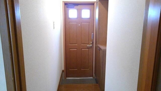 サンフラワーPartⅠ 01030号室の玄関