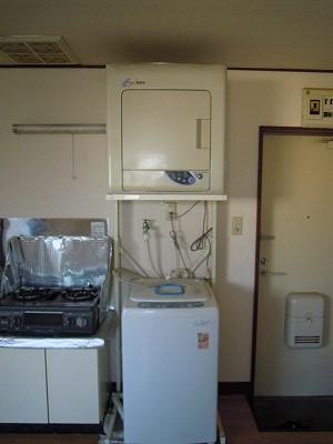 第2あずみの荘 201号室の設備