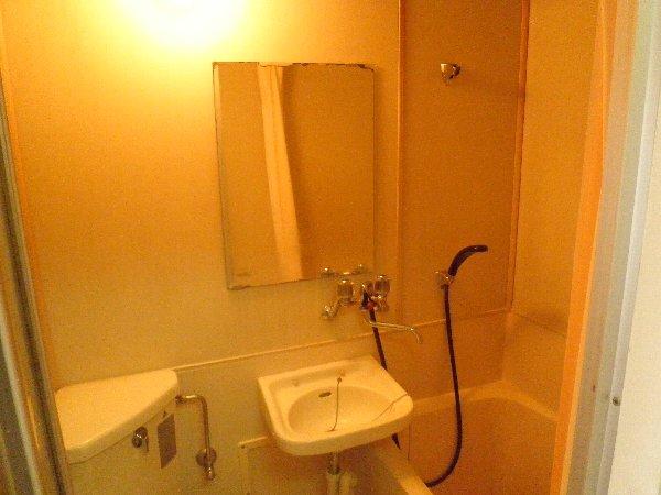 中川ビル 203号室の洗面所