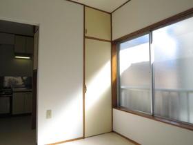 シャガール 202号室の居室
