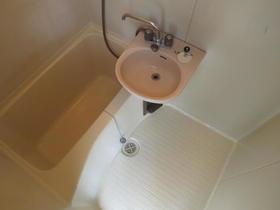 シャガール 202号室の風呂