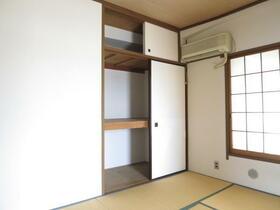 松本マンション 302号室のトイレ