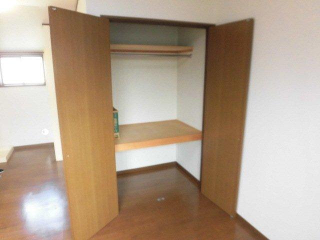 カーサ1/F 202号室の収納