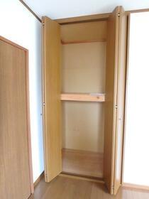 ニューつくばコーポ 0202号室の収納