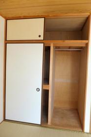 木原荘 102号室の収納