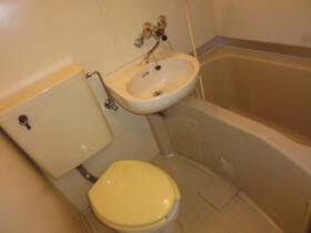 パークアベニュー府中 202号室の風呂