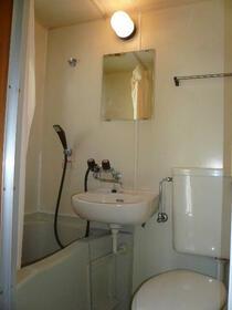 ニューコーポ 2号室のトイレ