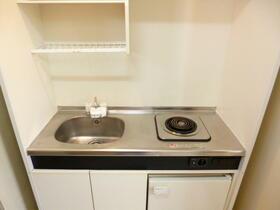コーポSUN 205号室のキッチン