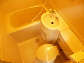 コーポSUN 205号室の風呂