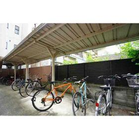 ハイグレイス・T 0605号室の駐車場