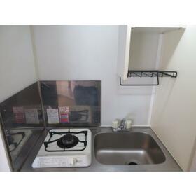 ハイグレイス・T 0605号室のキッチン