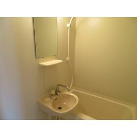 ハイグレイス・T 0605号室の風呂