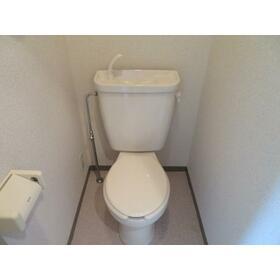 ハイグレイス・T 0605号室のトイレ