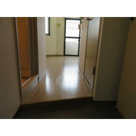 ハイグレイス・T 0605号室の玄関