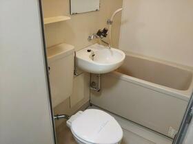 セザールプラザ府中 619号室の風呂