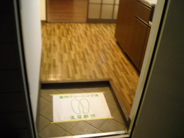 ラキアン シナール 203号室の玄関