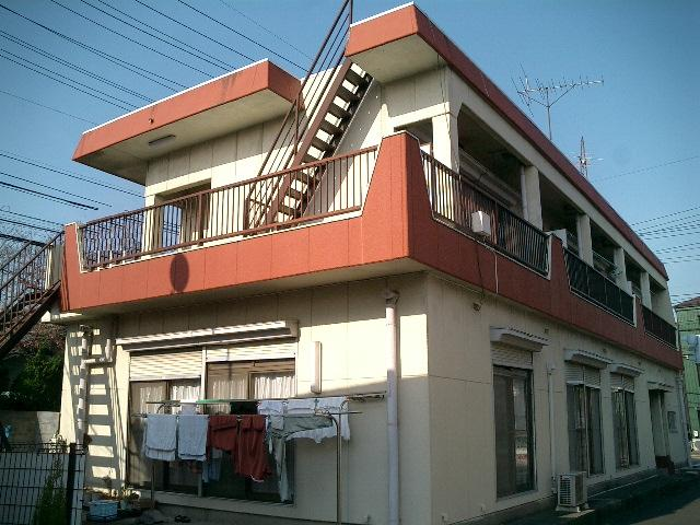 山田屋荘 202号室の外観